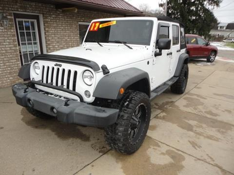 2017 Jeep Wrangler Unlimited for sale in Wellsburg, WV