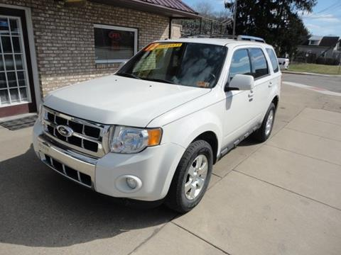 2012 Ford Escape for sale in Wellsburg, WV