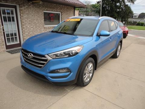 2016 Hyundai Tucson for sale in Wellsburg, WV