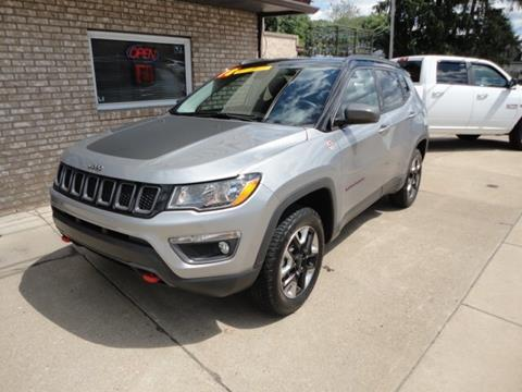 2018 Jeep Compass for sale in Wellsburg, WV