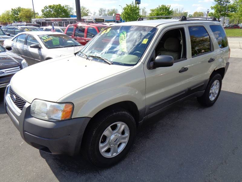 2003 ford escape xlt popular in wayne mi aspen auto sales. Black Bedroom Furniture Sets. Home Design Ideas