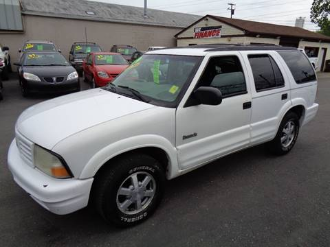 1999 Oldsmobile Bravada for sale in Wayne, MI