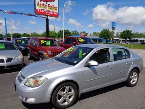 2009 Chevrolet Cobalt for sale at Aspen Auto Sales in Wayne MI