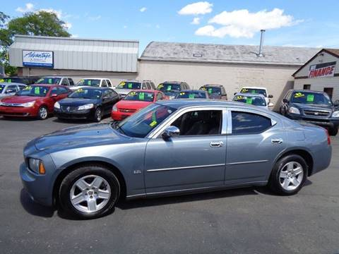 2007 Dodge Charger for sale at Aspen Auto Sales in Wayne MI
