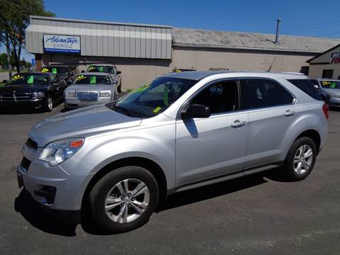 2010 Chevrolet Equinox for sale in Wayne, MI