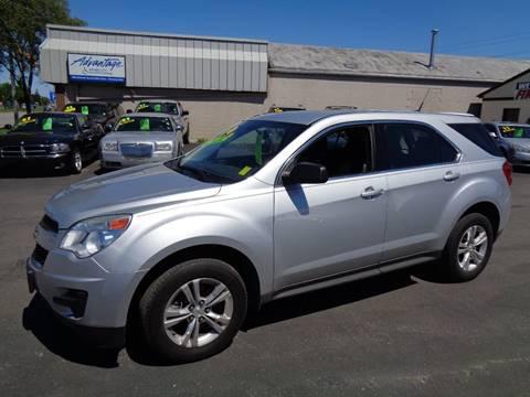 2010 Chevrolet Equinox for sale at Aspen Auto Sales in Wayne MI