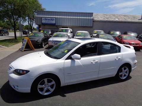 2006 Mazda MAZDA3 for sale at Aspen Auto Sales in Wayne MI