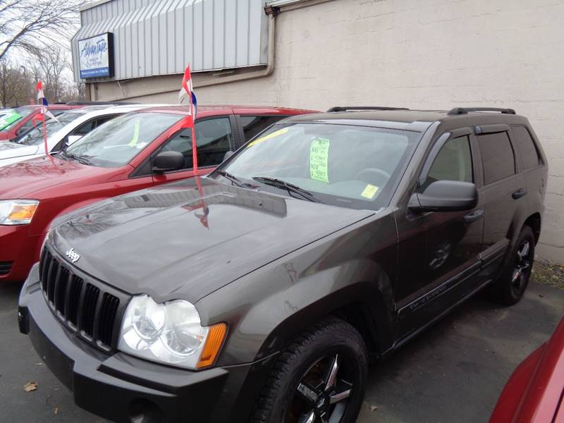 2005 Jeep Grand Cherokee For Sale At Aspen Auto Sales In Wayne MI