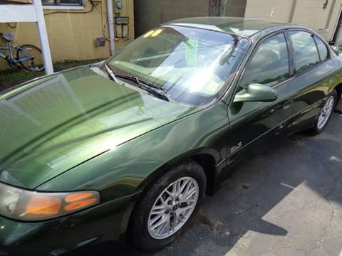 2000 Pontiac Bonneville for sale at Aspen Auto Sales in Wayne MI