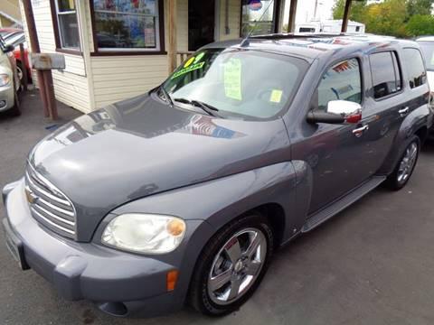 2009 Chevrolet HHR for sale at Aspen Auto Sales in Wayne MI