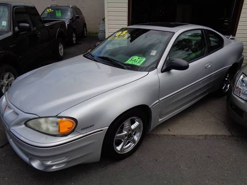 2003 Pontiac Grand Am for sale in Wayne, MI