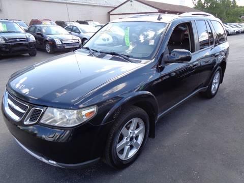 2008 Saab 9-7X for sale at Aspen Auto Sales in Wayne MI