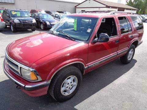 1997 Chevrolet Blazer for sale in Wayne, MI