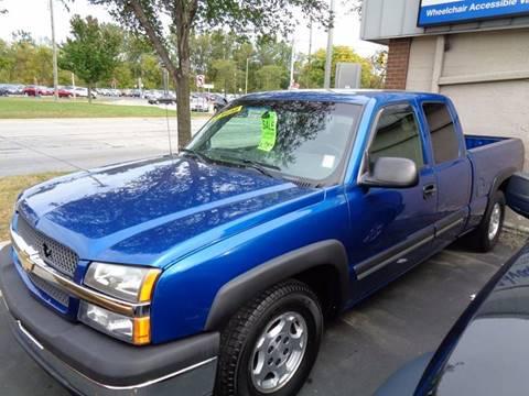 2003 Chevrolet Silverado 1500 for sale in Wayne, MI