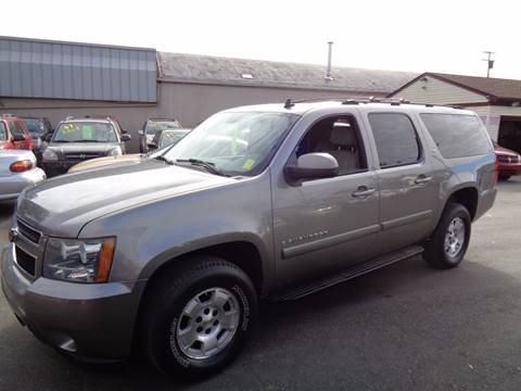 2007 Chevrolet Suburban for sale at Aspen Auto Sales in Wayne MI