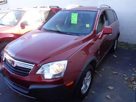 2008 Saturn Vue for sale at Aspen Auto Sales in Wayne MI