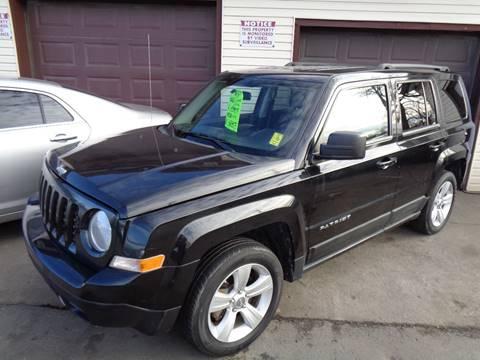 2011 Jeep Patriot for sale at Aspen Auto Sales in Wayne MI