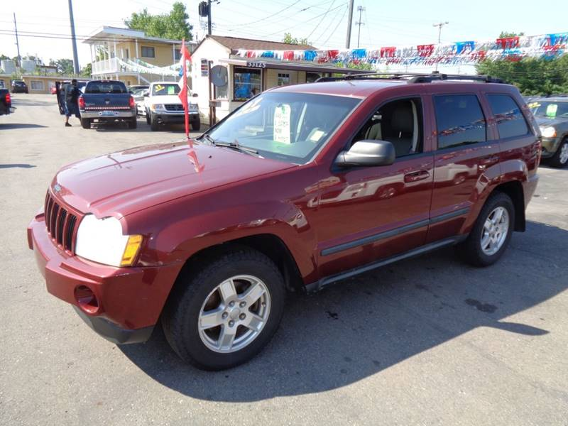 2007 Jeep Grand Cherokee For Sale At Aspen Auto Sales In Wayne MI