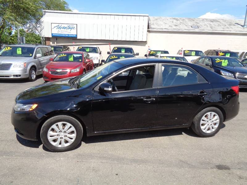 2010 Kia Forte For Sale At Aspen Auto Sales In Wayne MI