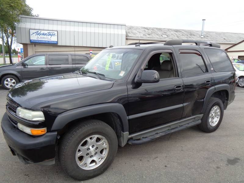2005 Chevrolet Tahoe For Sale At Aspen Auto Sales In Wayne MI