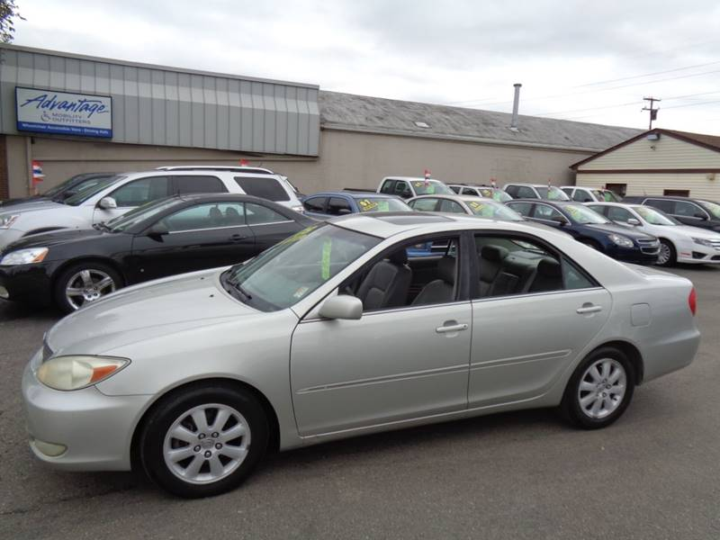 2003 Toyota Camry For Sale At Aspen Auto Sales In Wayne MI
