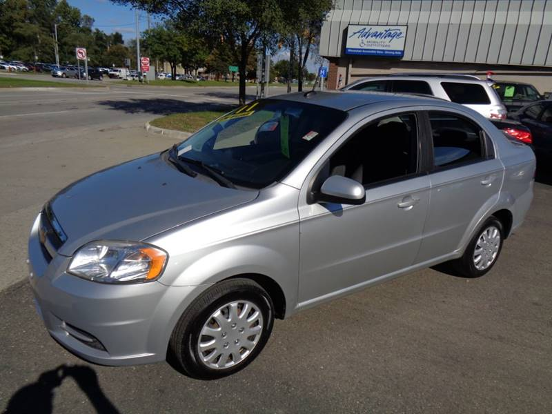 2011 Chevrolet Aveo For Sale At Aspen Auto Sales In Wayne MI