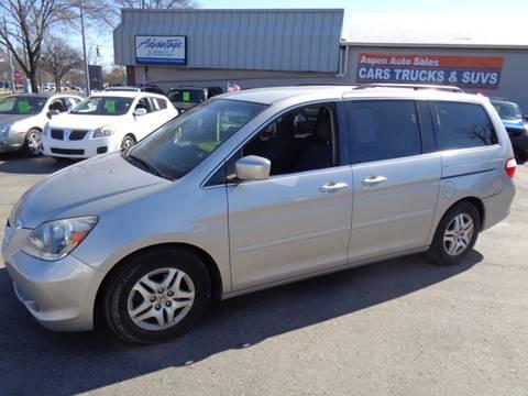 2005 Honda Odyssey For Sale >> 2005 Honda Odyssey For Sale In Wayne Mi