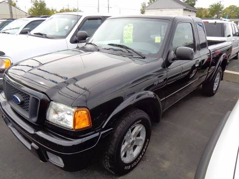 2005 Ford Ranger for sale at Aspen Auto Sales in Wayne MI