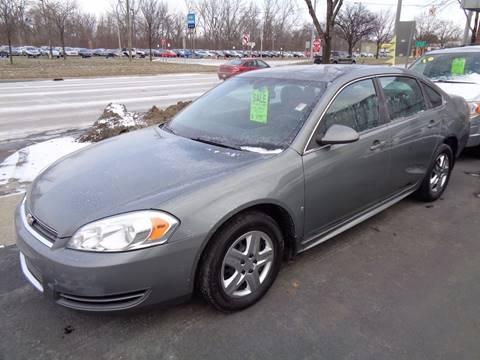 2009 Chevrolet Impala for sale in Wayne, MI