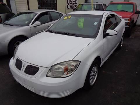 2009 Pontiac G5 for sale in Wayne, MI