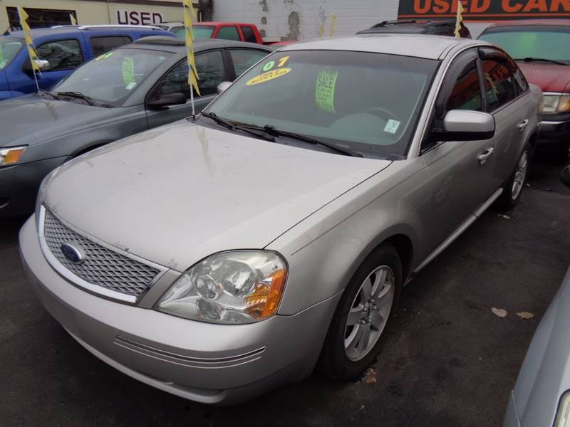 2007 ford five hundred sel in wayne mi aspen auto sales. Black Bedroom Furniture Sets. Home Design Ideas