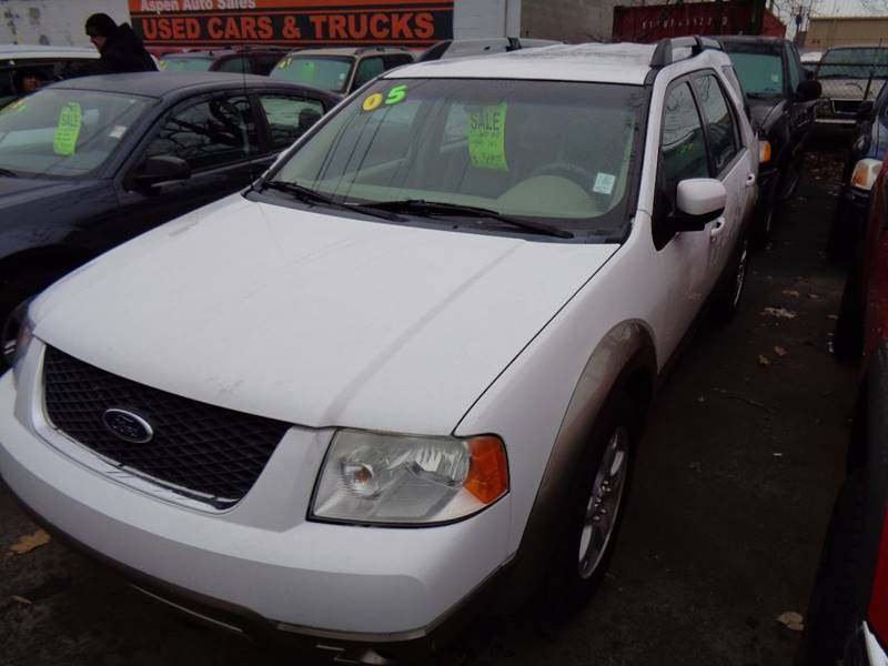 2005 Ford Freestyle Sel In Wayne Mi Aspen Auto Sales