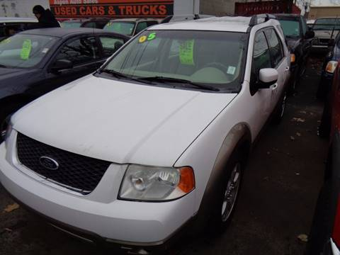 2005 Ford Freestyle for sale at Aspen Auto Sales in Wayne MI
