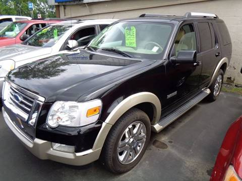 2007 Ford Explorer for sale at Aspen Auto Sales in Wayne MI
