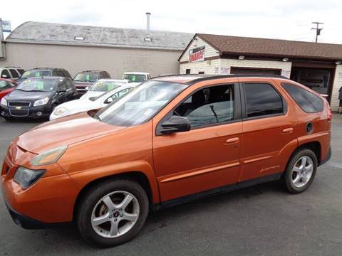 2004 Pontiac Aztek for sale in Wayne, MI