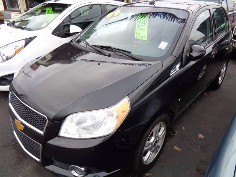 2009 Chevrolet Aveo for sale at Aspen Auto Sales in Wayne MI