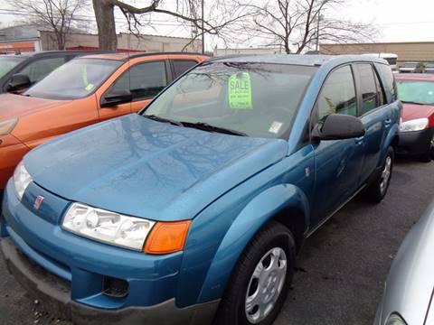 2005 Saturn Vue for sale at Aspen Auto Sales in Wayne MI