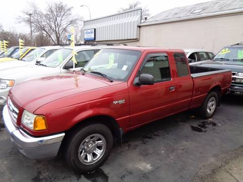 2003 Ford Ranger for sale at Aspen Auto Sales in Wayne MI