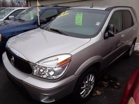 2007 Buick Rendezvous for sale at Aspen Auto Sales in Wayne MI