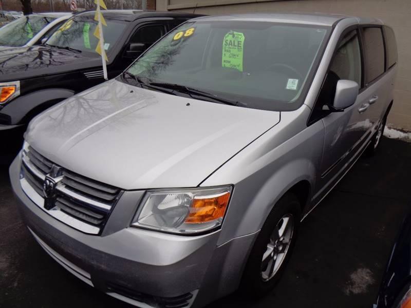 2008 Dodge Grand Caravan for sale at Aspen Auto Sales in Wayne MI
