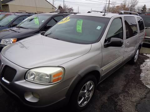 2005 Pontiac Montana SV6 for sale at Aspen Auto Sales in Wayne MI