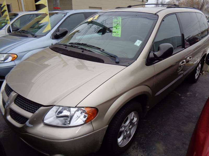 2002 Dodge Grand Caravan For Sale At Aspen Auto Sales In Wayne MI