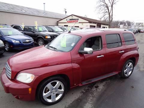 2006 Chevrolet HHR for sale at Aspen Auto Sales in Wayne MI