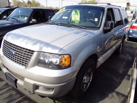 2003 Ford Expedition for sale at Aspen Auto Sales in Wayne MI