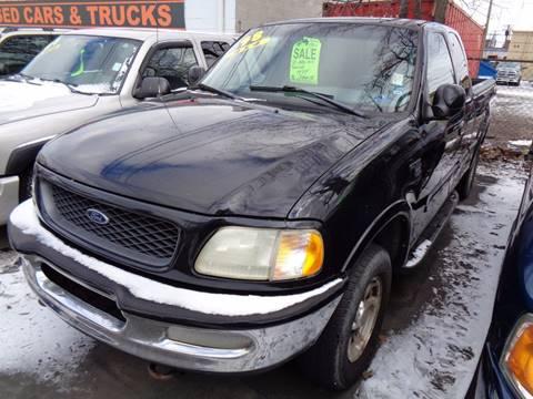 1998 Ford F-150 for sale at Aspen Auto Sales in Wayne MI