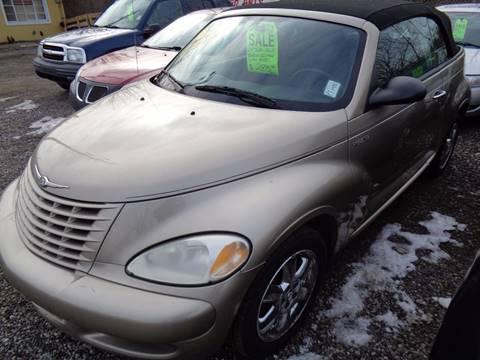 2005 Chrysler PT Cruiser for sale at Aspen Auto Sales in Wayne MI