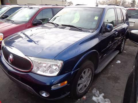 2004 Buick Rainier for sale at Aspen Auto Sales in Wayne MI