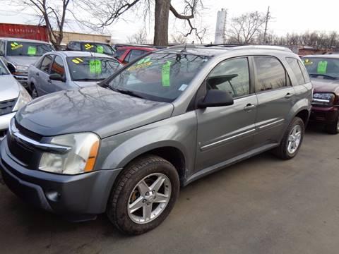 2006 Chevrolet Equinox for sale at Aspen Auto Sales in Wayne MI