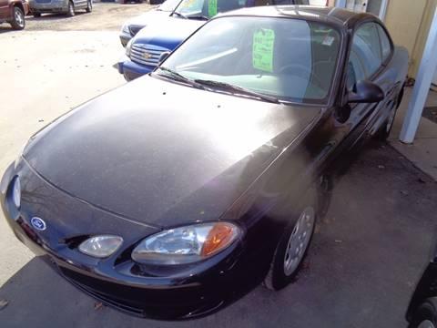 1998 Ford Escort for sale at Aspen Auto Sales in Wayne MI