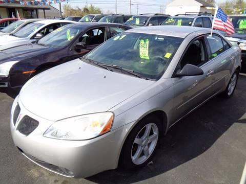 2007 Pontiac G6 for sale at Aspen Auto Sales in Wayne MI